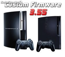 Instalacion Custom Firmware V.3.55 Ps3 Fat Y Slim
