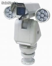Integrated high speed Pan/tilt camera