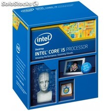 Intel - Core ® i5-4460 Processor (6M Cache, up to 3.40 GHz) 3.2GHz 6MB Smart
