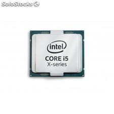 Intel - Core i5-7640X 4GHz 6MB Smart Cache Caja procesador