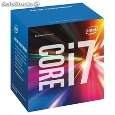 Intel - Core ® i7-6700 Processor (8M Cache, up to 4.00 GHz) 3.4GHz 8MB Smart