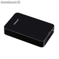 "Intenso - 3.5"""" Memory Center 4TB 4000GB Negro disco duro externo"