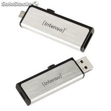 Intenso 3523460 Lápiz USB+micro mobile line 8GB