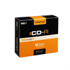 Intenso - cd-r - 700mb/80 min - 52x - 1 caja slim de 10 uds