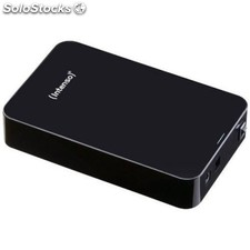 "Intenso hd 6031512 4TB 3.5"" usb 3.0 Negro+lpi"