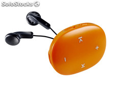 Intenso MP3 Player 8GB Music Dancer orange