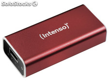 Intenso Powerbank A5200 Rechargeable Battery 5200mAh (red)