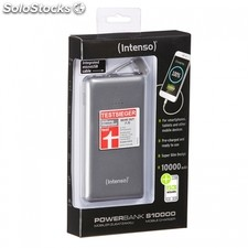 Intenso Powerbank S10000 Rechargeable Battery 10000mAh (grey)