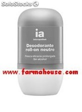 Interapothek desodorante neutro roll - on 50 ml