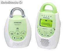 Intercom bebés AudioLine Baby Care 7