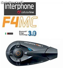Intercom moto Interphone F4MC Individual