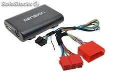 Interface Dension Gateway Lite 3, MP3-USB para Audi conector ISO