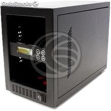 Interface du CD DVD Duplicator Blu-Ray sata 1-3 (CE02)
