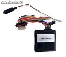 Interface Kenwood CAW-CANUN1 de control al volante universal CAN BUS