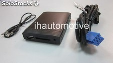 Interface multimedia usb/sd/aux. Fiat (2001-2012)