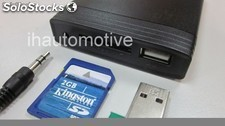 Interface multimedia usb/sd/aux. Skoda 8 pins (1998-2005)