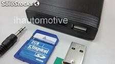 Interface multimedia usb/sd/aux. Toyota (2003-2012)
