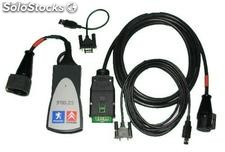 Interfaz diagnosis profesional citroen / peugeot lexia 3 2012