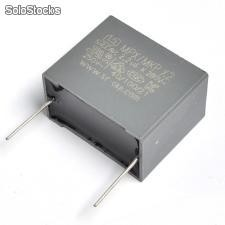 Interferon Suppression Capacitors x2 Class