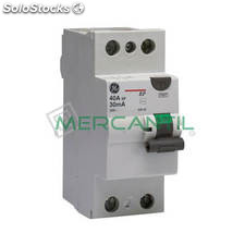 Interruptor Diferencial 2P 25A Bp Sector Residencial General Electric