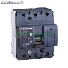 Interruptor Magnetotermico 3P 100A Ng125N Sector Industrial Schneider