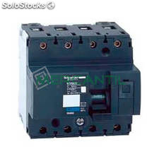 Interruptor Magnetotermico 4P 100A Ng125N Sector Industrial Schneider