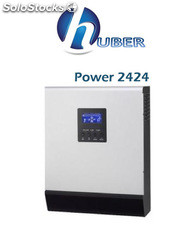 Inversor Cargador Huber Power 3024 con Regulador PWM