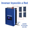 inversor a red