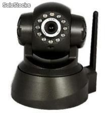 Ip mpeg wifi camara 0.3mp interior casa