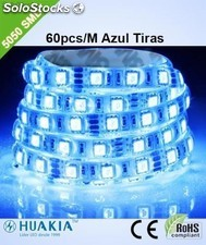 Ip44 azul Tiras led Verde 300 pieza 5050smd led/Rollo led Strip