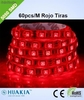 Ip44 Tiras led Verde 300 pieza para rojo 5050smd led/Rollo led Strip