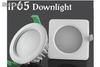 Ip65 impermeable Downlight de led