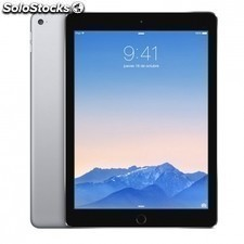 "IPAD air 2 - 9.7""/24.6cm ips retina - a8x - ios 8 - 4g - 16gb - gris espacial"