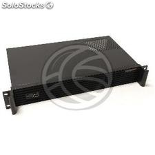 Ipc atx Case 1.5U F250mm rack19 RackMatic (CK10-0002)