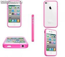 iPhone 4gs bumper -rosa