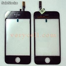 Iphone 4s 4g 3Gs 3g 2g housing, back cover, frame, camera supplier