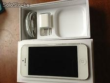 iPhone 5 - 64gb - White & Silver (at&t) Smartphone