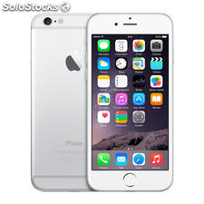 iPhone 6 16GB Silver - Plata (Reacondicionado)