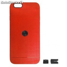 Iphone 6 plus Rojo flexible