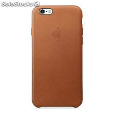 Iphone 6S leather case marron