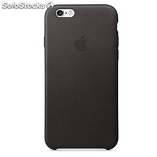 Iphone 6S leather case negro