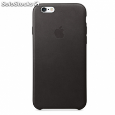 Iphone 6s leather case negro - mkxw2zm/a