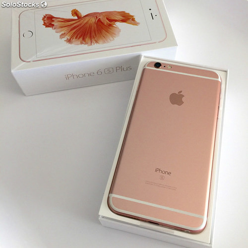 iphone 6s plus 64gb rose gold silver grey. Black Bedroom Furniture Sets. Home Design Ideas