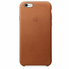 Iphone 6s plus leather case marron caramelo - mkxc2zm/a