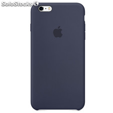 Iphone 6S silicone case azul