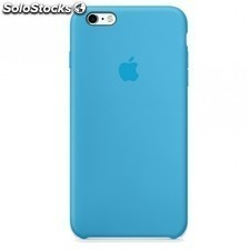 IPHONE 6s silicone case azul - mky52zm/a