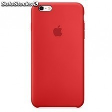 IPHONE 6s silicone case rojo - mky32zm/a