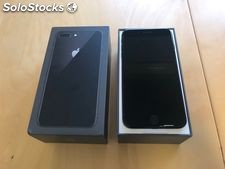 iPhone 8 Plus - 256GB - Silver (Unlocked) Smartphone