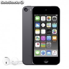 IPOD touch 16gb - gris espacial mkh62py/a