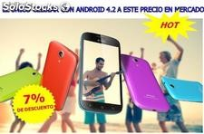 Ipro Smarphone Android 4.2/ barato/ hspa+ 42mbps/ Dual Core/ 2 sim/ promocion